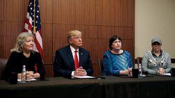 Avant le débat, la conférence surprise de Trump pour accuser les