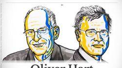 Le prix Nobel d'Economie décerné à Oliver Hart et Bengt