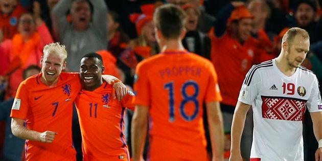 Les Bleus affrontent des Pays-Bas new look lundi 10
