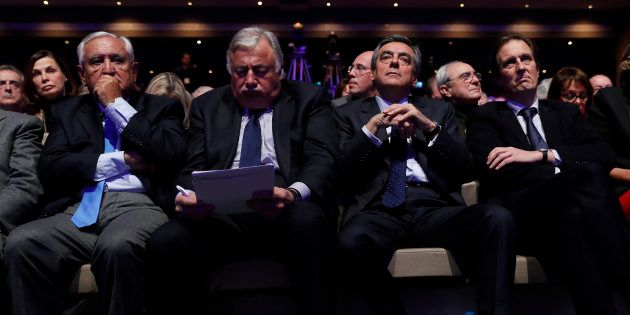 François Fillon critiqué pour le manque de parité dans son équipe de