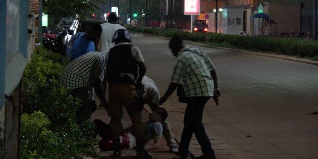A Ouagadougou, la France est à nouveau touchée à travers
