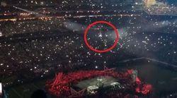 Cette vidéo prouve que Lady Gaga n'a pas sauté du toit du stade du Super Bowl (si vous aviez encore un
