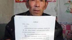 Ce fermier chinois a appris le droit tout seul pour se défendre contre une usine qui polluait ses