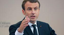 Macron porte plainte contre un photographe pour