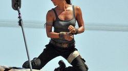 Les premières images d'Alicia Vikander en Lara