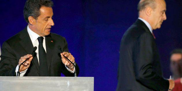 Entre Nicolas Sarkozy et Alain Juppé, la bataille concerne aussi le casier