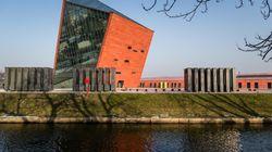 Le Musée de la Seconde Guerre mondiale à Gdansk, une zone de