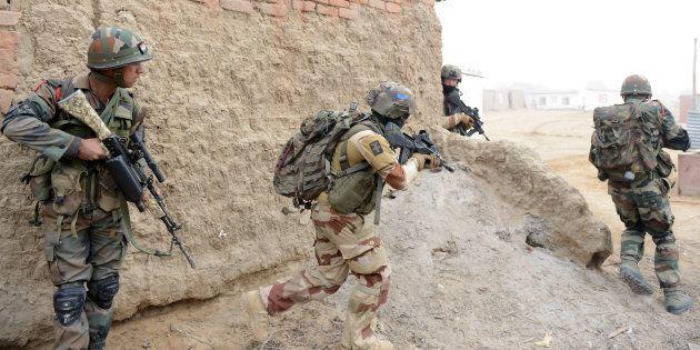 Deux militaires français auraient gravement été blessés par un drone piégé en Irak (photo