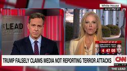 Ce journaliste de CNN a fait passer un sale quart d'heure à la conseillère de