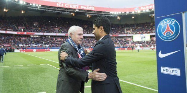 Luis Fernandez fait son retour au PSG en tant que directeur sportif du centre de