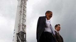 Obama veut envoyer un Américain sur Mars d'ici