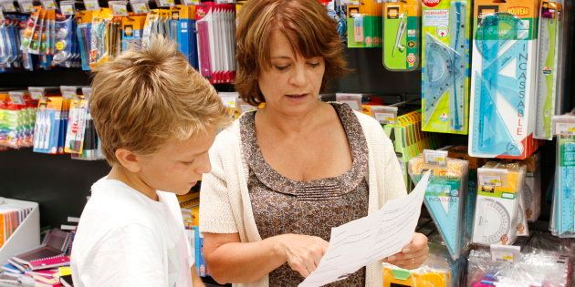 L'allocation de rentrée scolaire est versée à partir de ce jeudi 17 août (Image d'illustration).