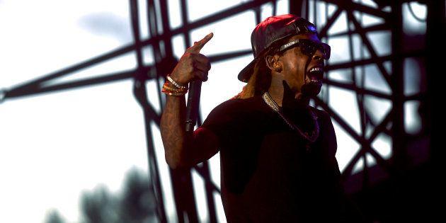 Très en retard, Lil Wayne a été sifflé pour son concert à Paris - Lil Wayne en concert à la 5e édition...