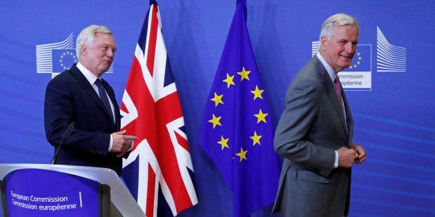 Qui de l'Union européenne ou du Royaume-Uni paiera la note salée du