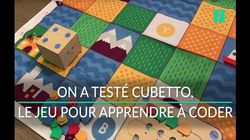 On a testé Cubetto, le petit robot pour apprendre à coder aux enfants de 3 à 6