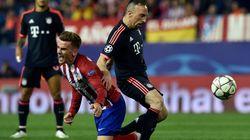 Pour Ribéry, Griezmann n'est pas un joueur de
