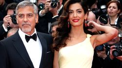 Amal Clooney est enceinte de