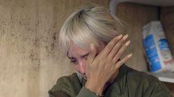 Lily Allen fond en larmes devant les enfants réfugiés à