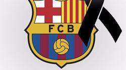 Neymar et les joueurs du Barça rendent hommage à