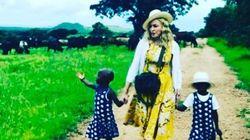 Madonna adopte des jumelles et fait polémique au