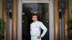 Entretien avec Yannick Alléno qui a tout misé sur les sauces pour sa 3e étoile au
