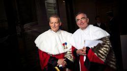 Après avoir vu Hollande, les plus hauts magistrats dénoncent une