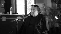 Depardieu chante Barbara notamment une chanson écrite par son fils
