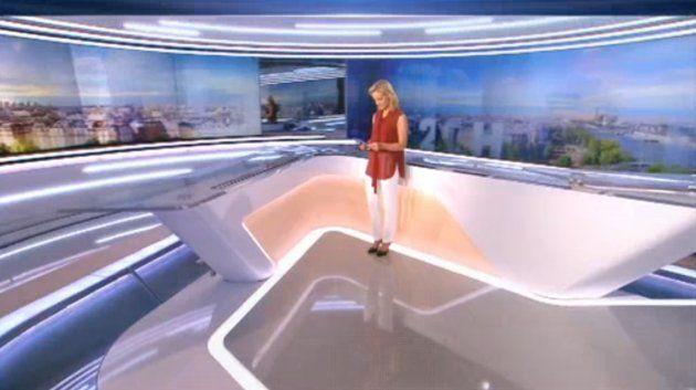 Jean-Michel Aphatie nous explique son tweet sur la robe d'Audrey Crespo-Mara au lendemain des attentats...