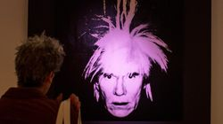 Lettre d'Andy Warhol à Russel
