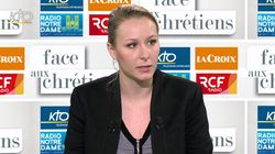 Marion Le Pen accuse l'Église d'avoir renoncé à la lutte contre