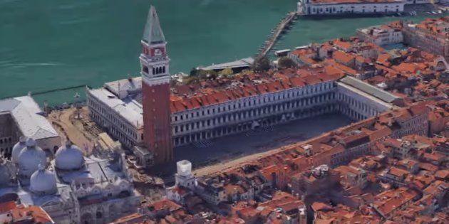 Les rues de Venise dans la timelapse de l'artiste italien Matteo