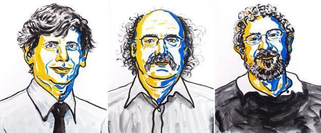 Ce que faisaient les lauréats du prix Nobel 2016 au moment de