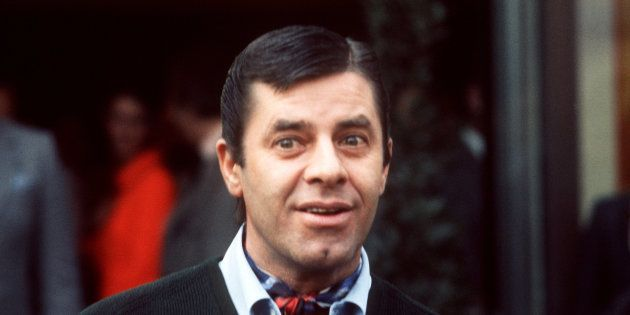 Jerry Lewis à Paris en