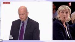 Petit duel entre amis: le débat Buisson-Le Pen fait hurler lors de