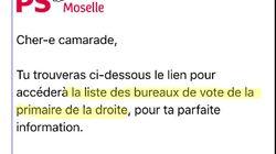 Pourquoi le PS de Moselle diffuse la liste des bureaux de vote de la primaire de