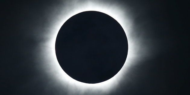 L'éclipse solaire de ce lundi 21 août sera visible en France depuis les DOM-TOM. (Photo