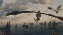 SPOILERS - Une théorie sur les dragons se confirme dans
