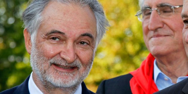 Jacques Attali à l'université du MEDEF en août 2011. REUTERS/Charles Platiau (FRANCE - Tags: POLITICS