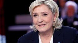 Marine Le Pen bat le record d'audience de