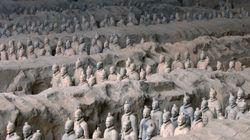 L'armée de terre cuite chinoise aurait été inspirée par les Grecs (et ça change