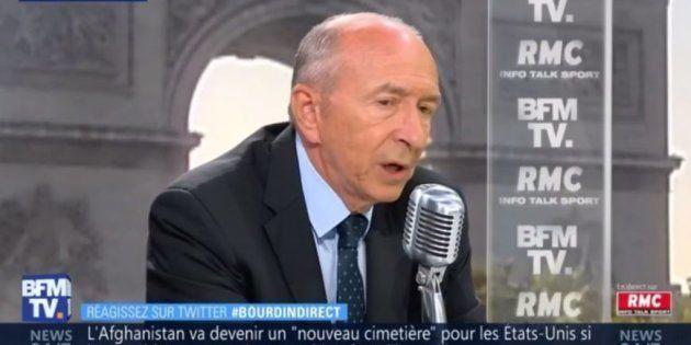Gérard Collomb confirme que les terroristes de Barcelone on