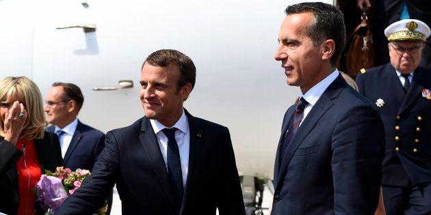 Emmanuel Macron fait sa rentrée en