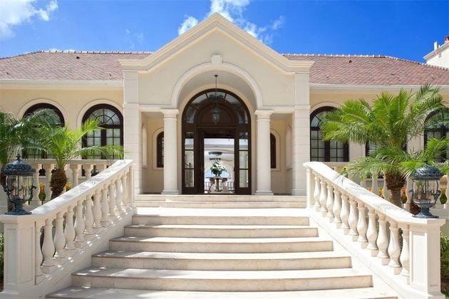 Le palace de Donald Trump à Saint-Martin est à vendre et personne n'en