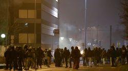 Des centaines de personnes à Bobigny pour dénoncer les violences policières, quelques