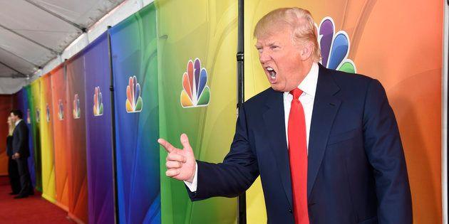 L'émission The Apprentice est ponctuée de moments vraiment pas très flatteurs pour Donald