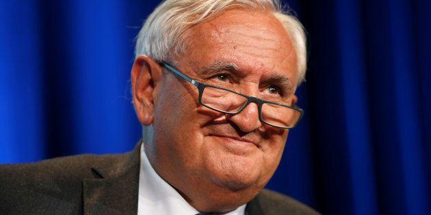 Retiré de la vie politique, Jean-Pierre Raffarin devient chroniqueur sur