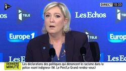 Bobigny: Le Pen accuse certains responsables