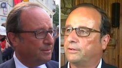 Hollande rompt son silence beaucoup plus tôt que prévu... pour mettre en garde