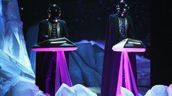 Daft Punk a fait son retour sur scène façon Dark Vador après 3 ans