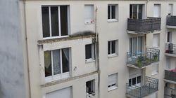 Un balcon s'effondre à Angers faisant quatre morts et une dizaine de